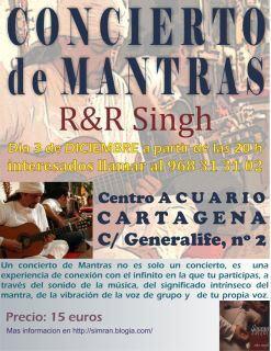Nuevo Concierto, en Cartagena.